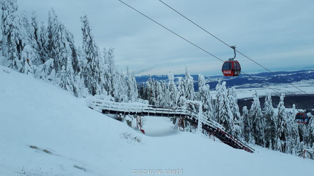 Domeniul schiabil Poiana Brașov, schi în trei zile - Blog de calatorii - ZIGZAG PE HARTĂ - 20190128 111818