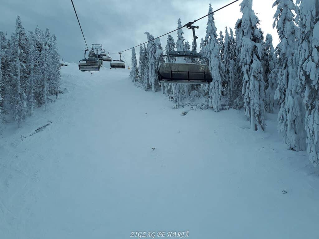 Domeniul schiabil Poiana Brașov, schi în trei zile - Blog de calatorii - ZIGZAG PE HARTĂ - 20190128 121443