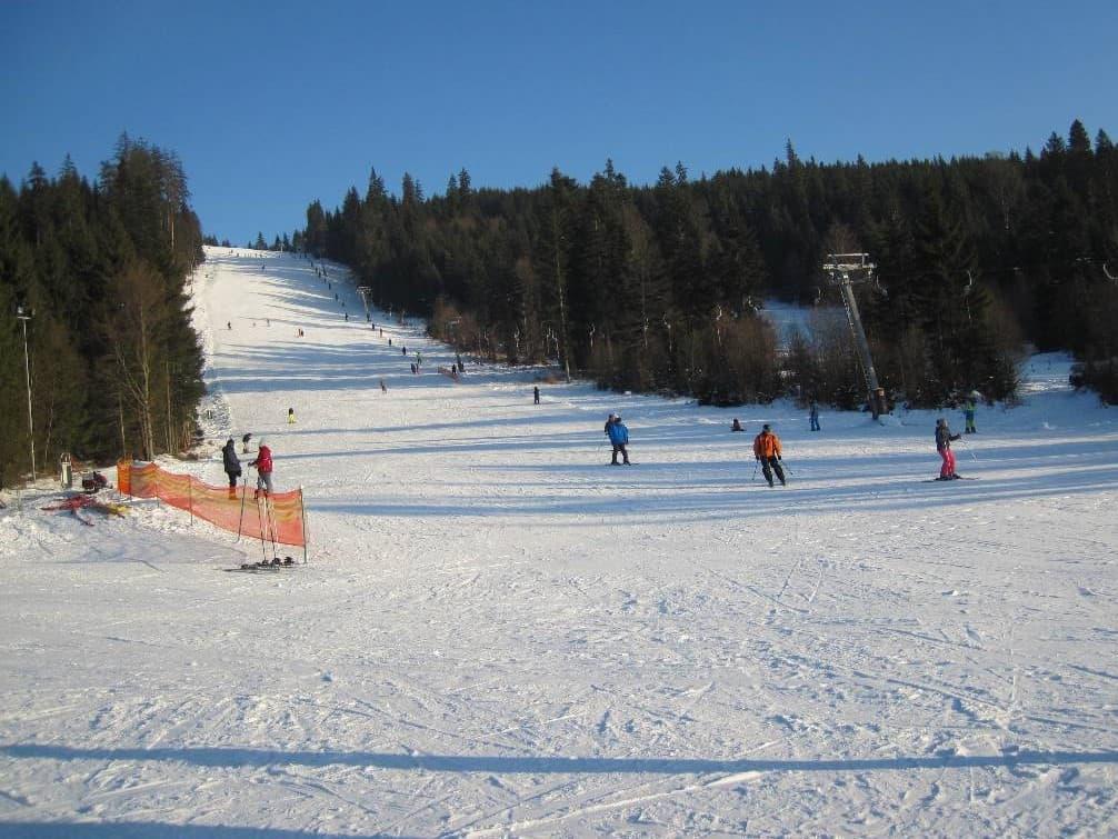 Complexul de schi Speranța