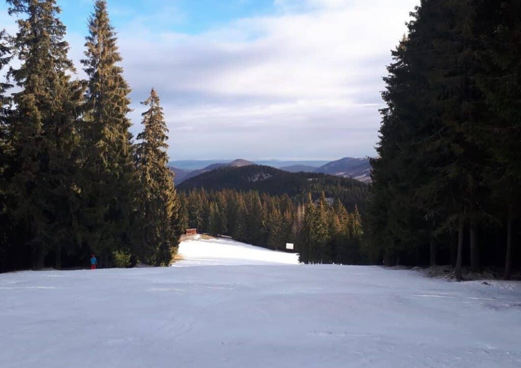 Pârtia de schi Băișoara