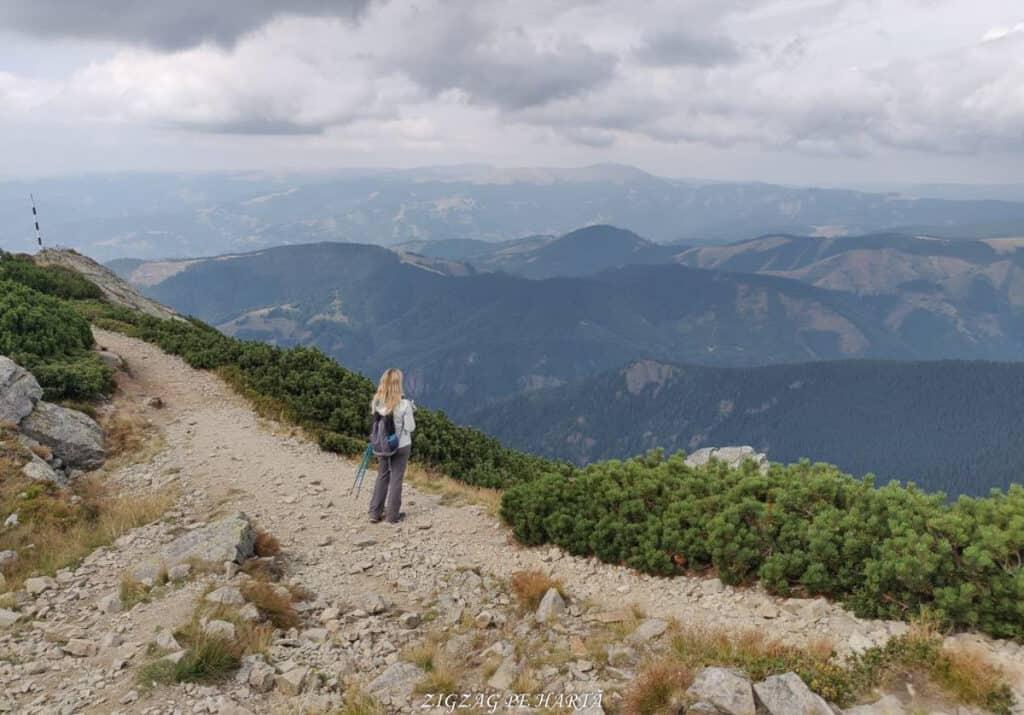 Vârful Parângul Mare (2519 m), Vârful Cârja (2405 m) și Vârful Parângul Mic (2074 m) - Blog de calatorii - ZIGZAG PE HARTĂ - 25917 96624 23