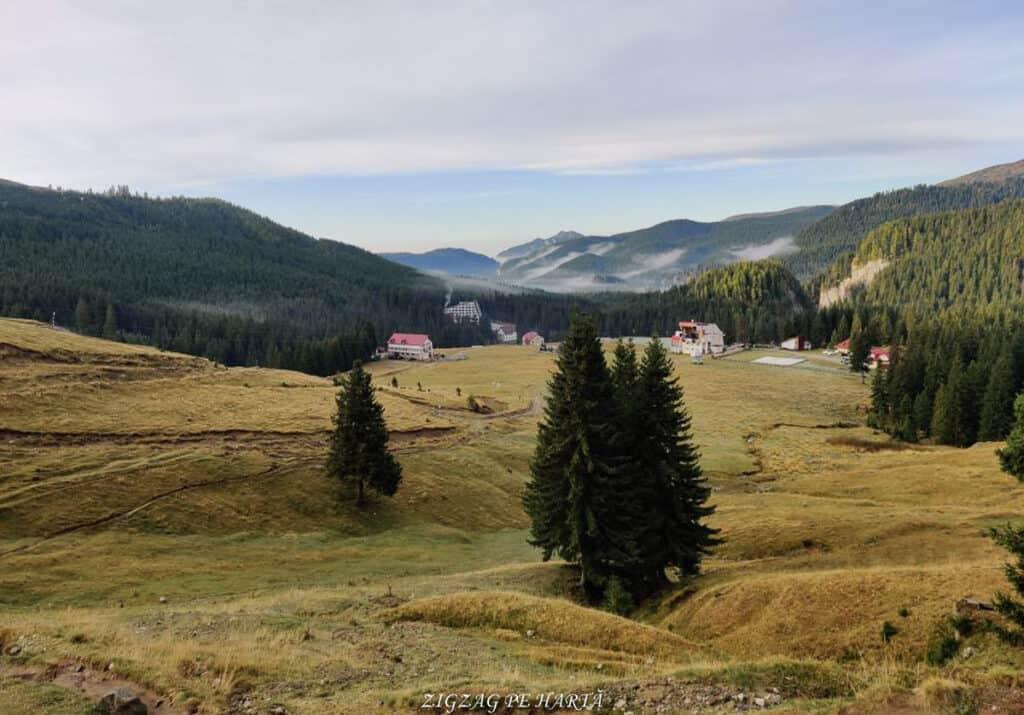Vârful Omu, Bucura Dumbrava și Capul Morarului - Blog de calatorii - ZIGZAG PE HARTĂ - 25917 97074 2