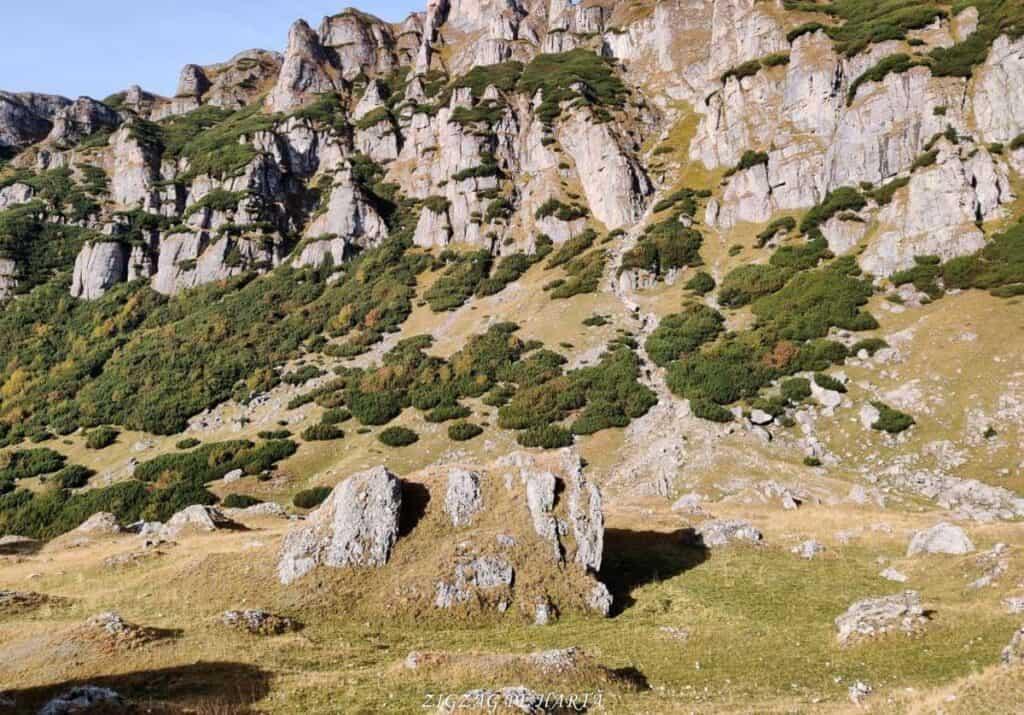 Vârful Omu, Bucura Dumbrava și Capul Morarului - Blog de calatorii - ZIGZAG PE HARTĂ - 25917 97074 7