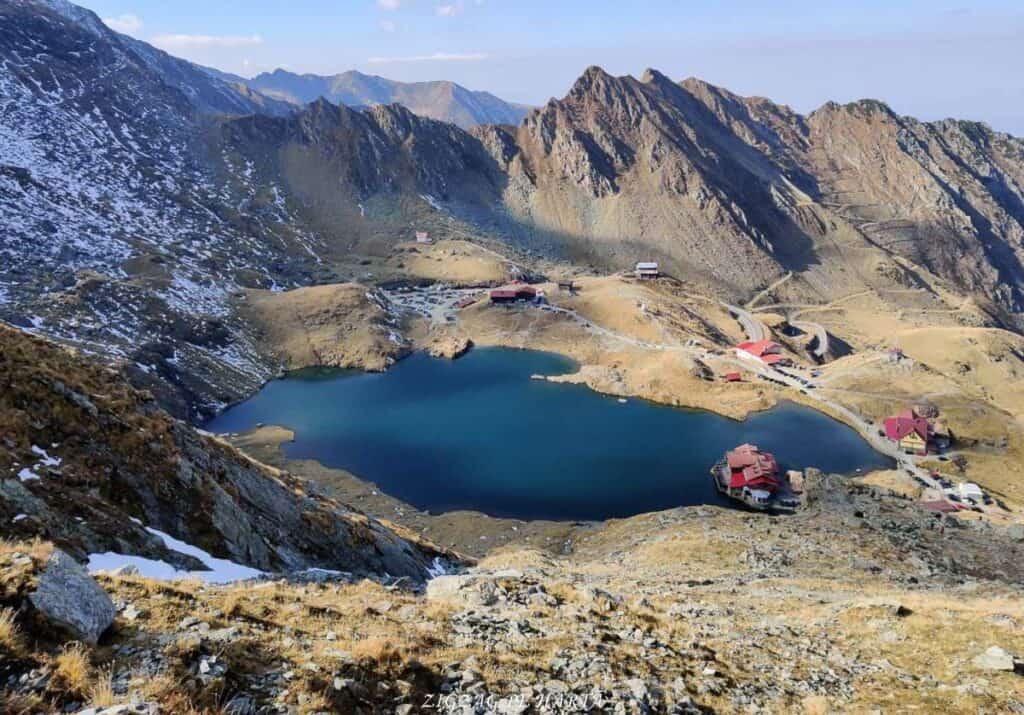 Vânătarea lui Buteanu 2507metri - Blog de calatorii - ZIGZAG PE HARTĂ - 25917 97691 33