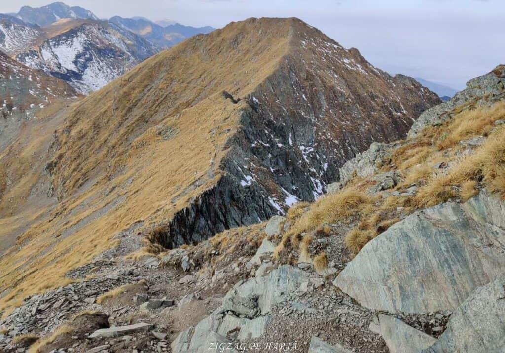 Vânătarea lui Buteanu 2507metri - Blog de calatorii - ZIGZAG PE HARTĂ - 25917 97691 8 1
