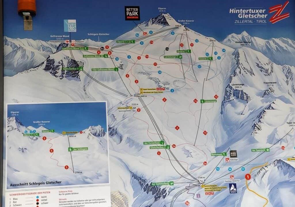 Ski pe Ghețarul Hintertux, Zillertal, Tirol est, Austria - Blog de calatorii - ZIGZAG PE HARTĂ - 25917 97912 1