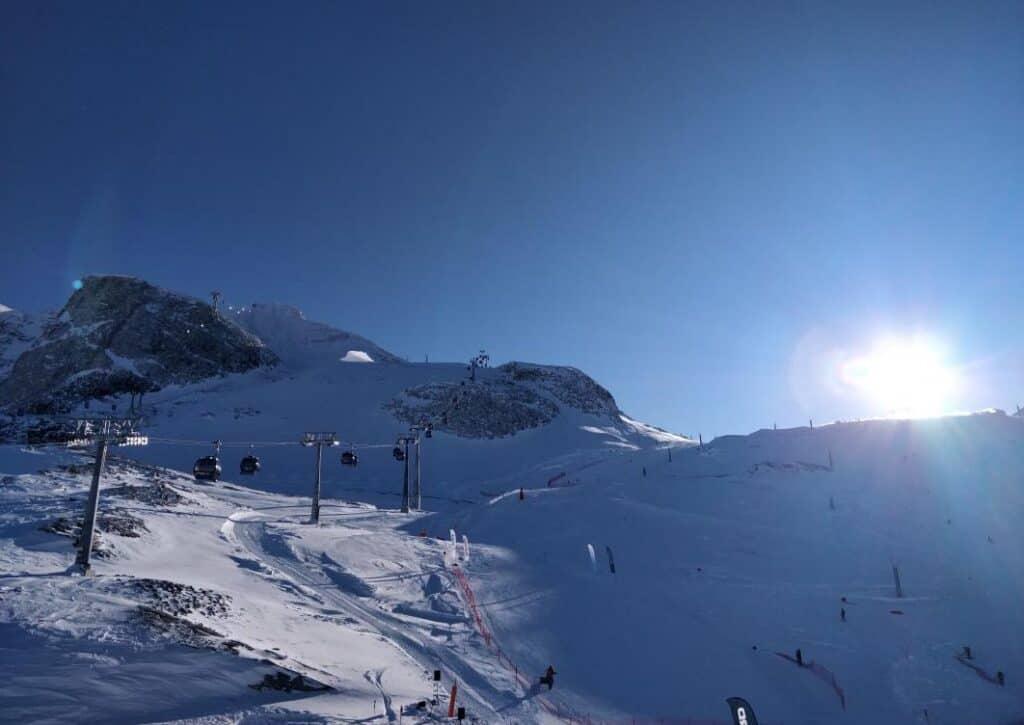 Ski pe Ghețarul Hintertux, Zillertal, Tirol est, Austria - Blog de calatorii - ZIGZAG PE HARTĂ - 25917 97912 14