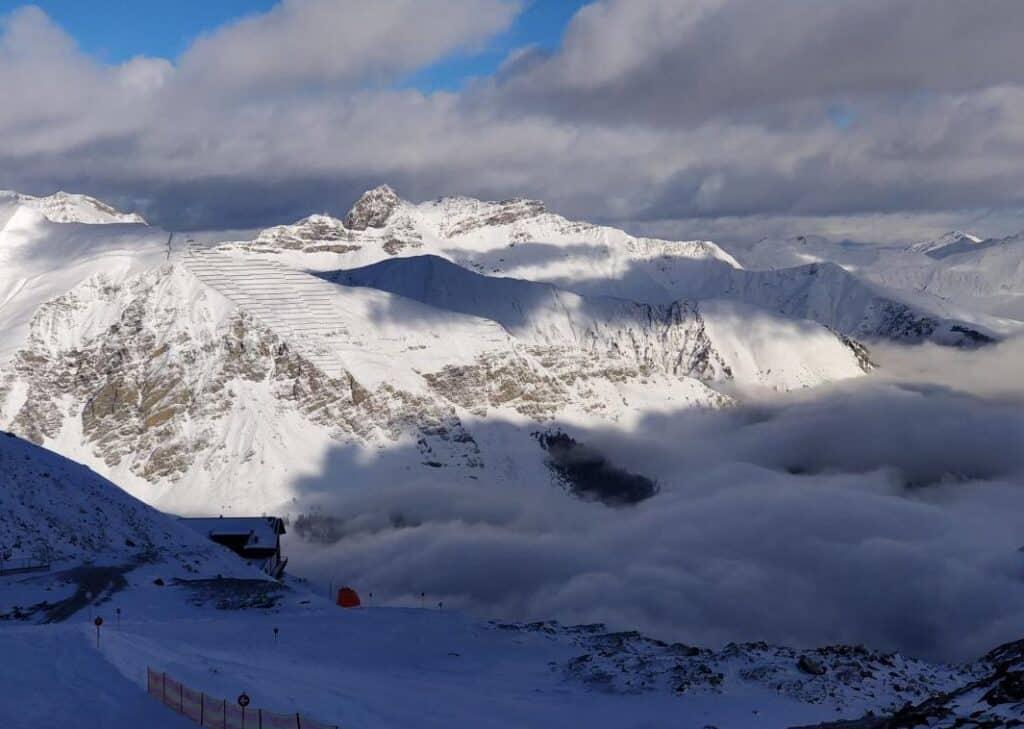 Ski pe Ghețarul Hintertux, Zillertal, Tirol est, Austria - Blog de calatorii - ZIGZAG PE HARTĂ - 25917 97912 15