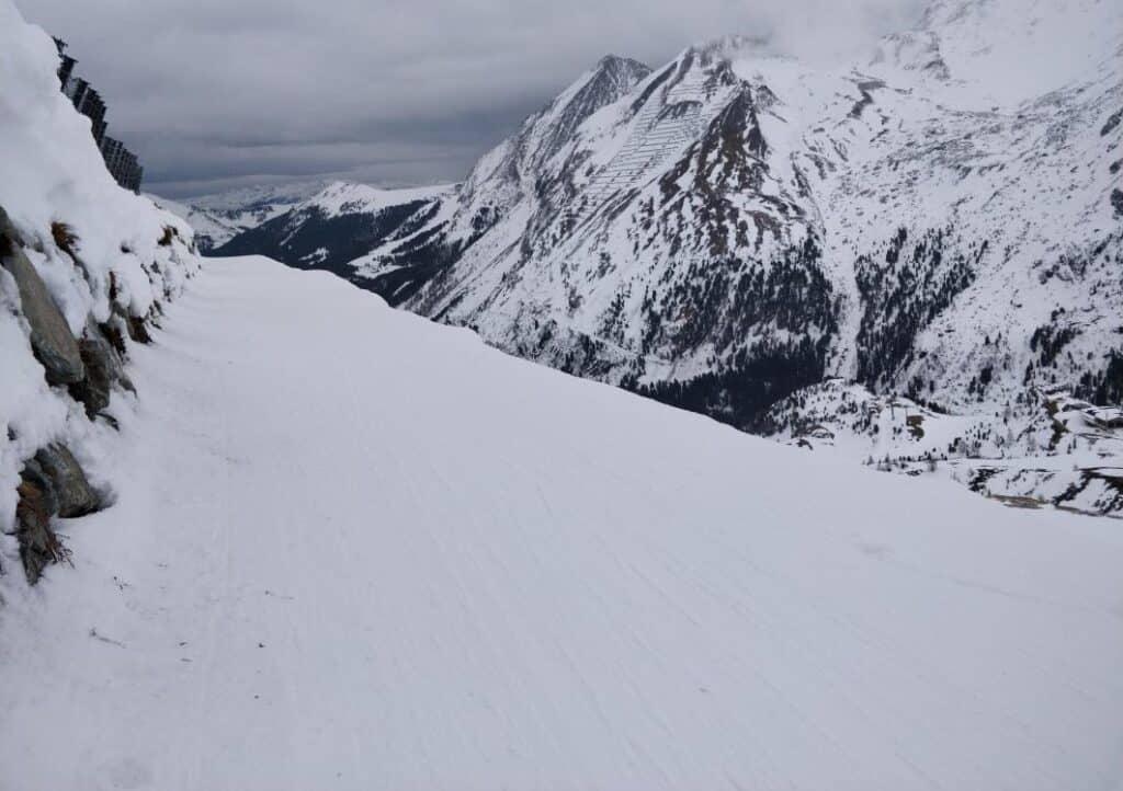 Ski pe Ghețarul Hintertux, Zillertal, Tirol est, Austria - Blog de calatorii - ZIGZAG PE HARTĂ - 25917 97912 19