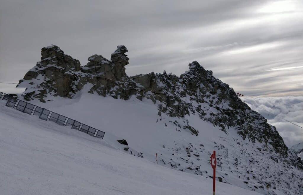 Ski pe Ghețarul Hintertux, Zillertal, Tirol est, Austria - Blog de calatorii - ZIGZAG PE HARTĂ - 25917 97912 2