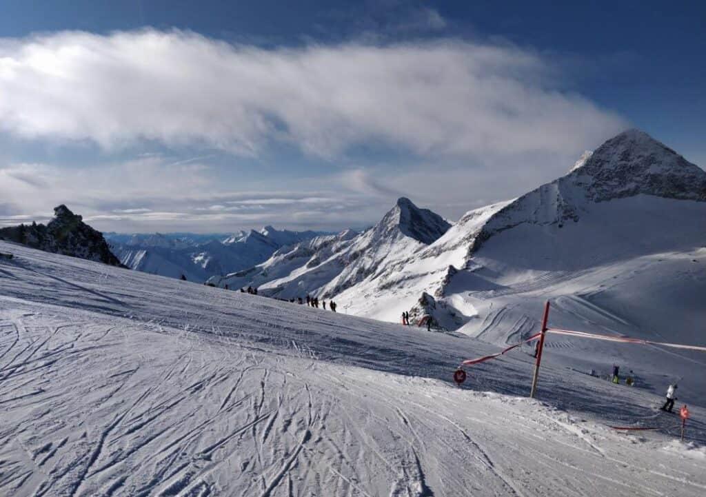 Ski pe Ghețarul Hintertux, Zillertal, Tirol est, Austria - Blog de calatorii - ZIGZAG PE HARTĂ - 25917 97912 26