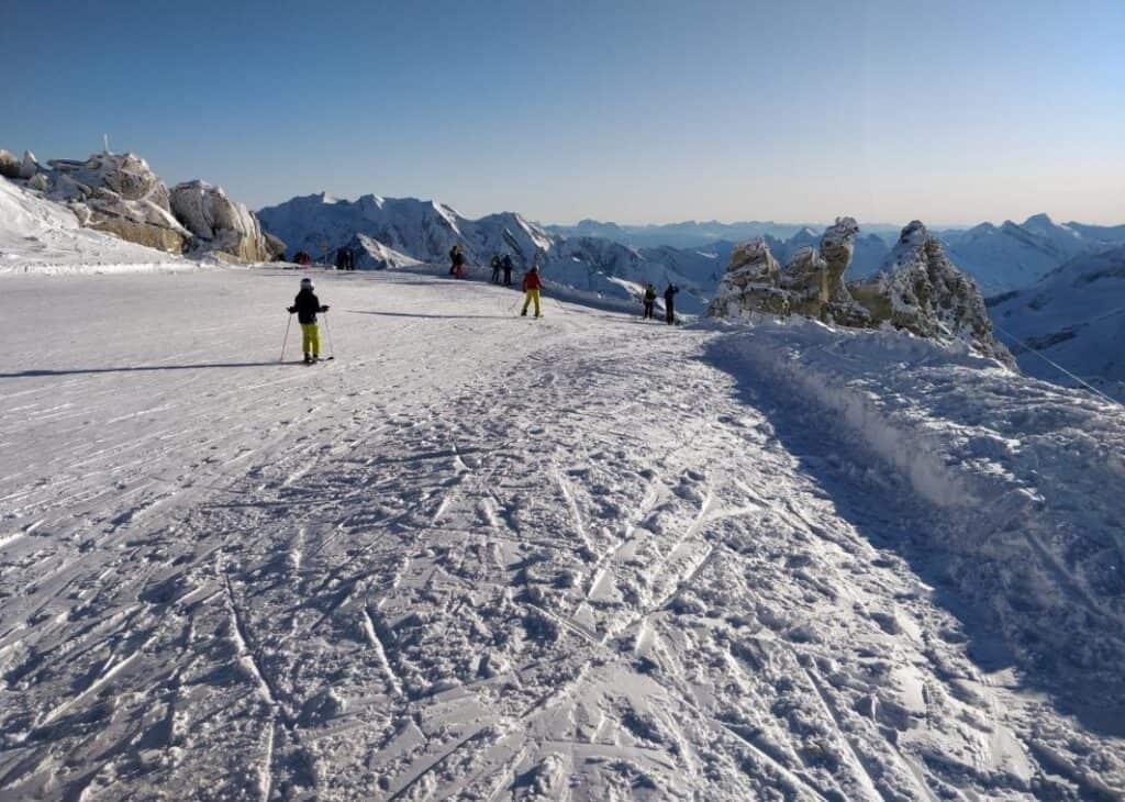Ski pe Ghețarul Hintertux, Zillertal, Tirol est, Austria - Blog de calatorii - ZIGZAG PE HARTĂ - 25917 97912 9 1