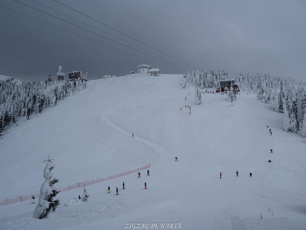 Domeniul schiabil Poiana Brașov, schi în trei zile - Blog de calatorii - ZIGZAG PE HARTĂ - ADL90124