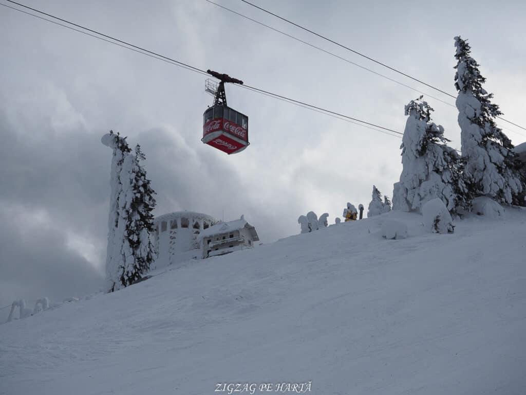 Domeniul schiabil Poiana Brașov, schi în trei zile - Blog de calatorii - ZIGZAG PE HARTĂ - ADL90151