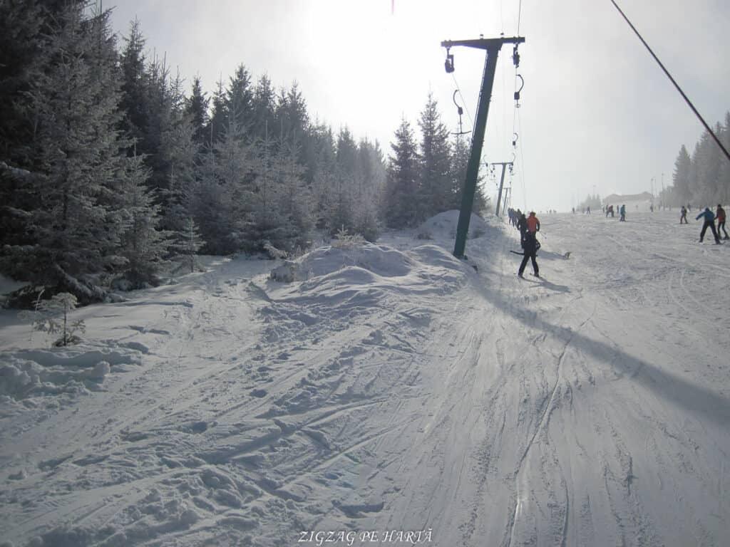 Pârtiile de schi din Toplița - Blog de calatorii - ZIGZAG PE HARTĂ - IMG 0011