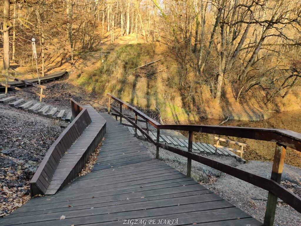 Circuitul lacurilor din Sovata - Blog de calatorii - ZIGZAG PE HARTĂ - IMG 20201205 145504