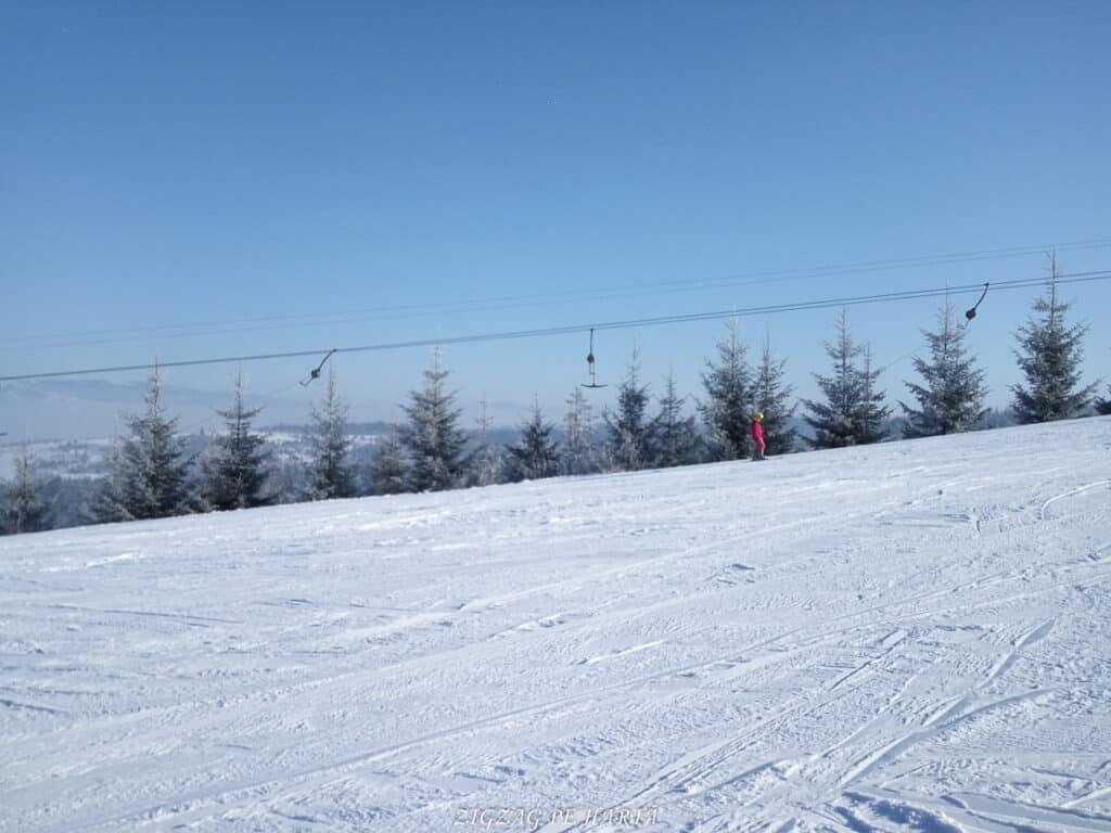 Pârtiile de schi din Toplița - Blog de calatorii - ZIGZAG PE HARTĂ - IMG 23012017 142019