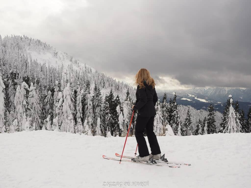 Domeniul schiabil Poiana Brașov, schi în trei zile - Blog de calatorii - ZIGZAG PE HARTĂ - OI000132