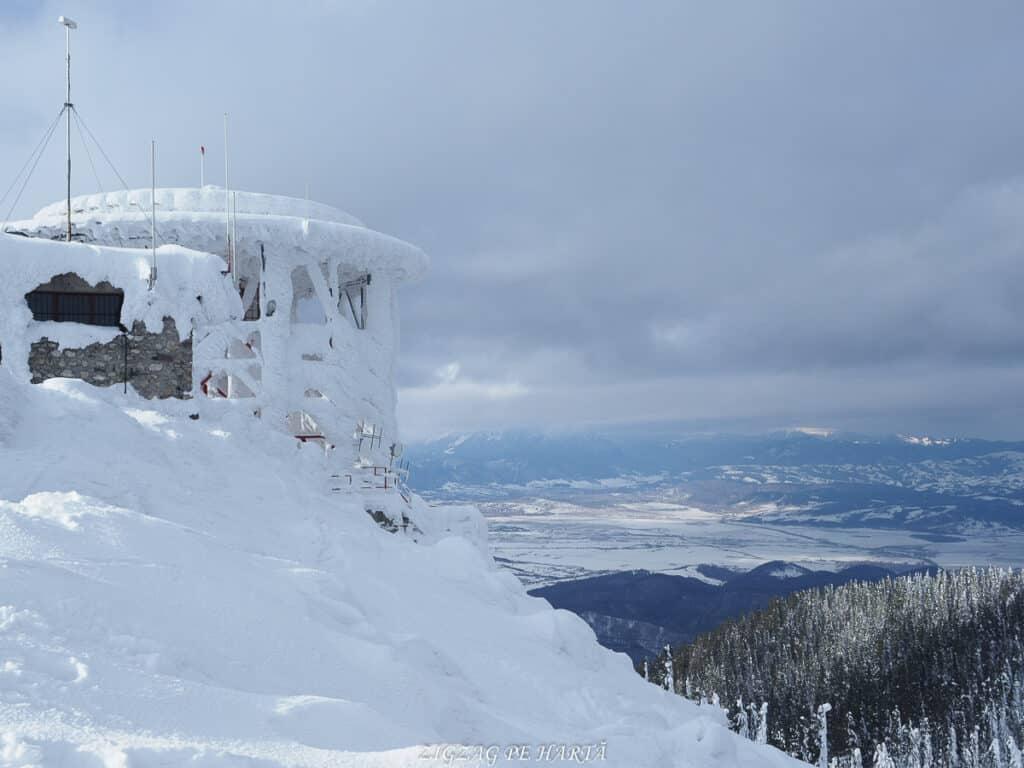 Domeniul schiabil Poiana Brașov, schi în trei zile - Blog de calatorii - ZIGZAG PE HARTĂ - OI000176