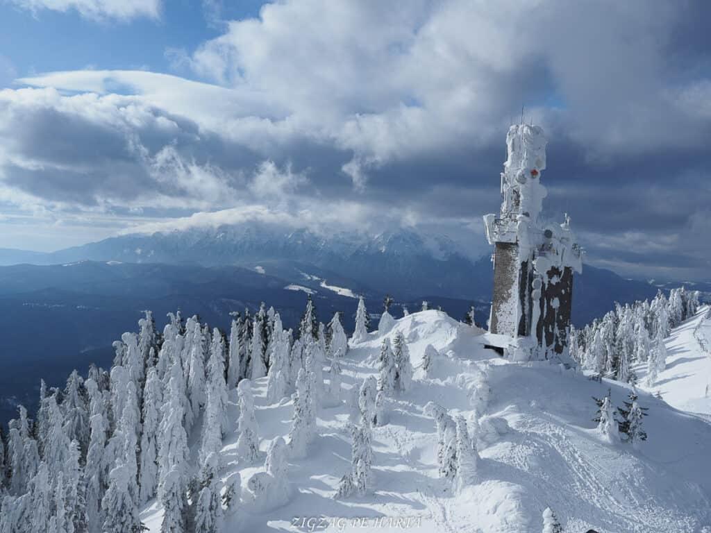 Domeniul schiabil Poiana Brașov, schi în trei zile - Blog de calatorii - ZIGZAG PE HARTĂ - OI000178