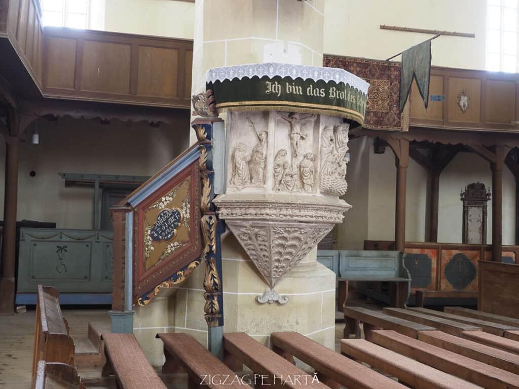 Biserica evanghelică fortificată din Biertan (1490-1524) - Blog de calatorii - ZIGZAG PE HARTĂ - ADL50011