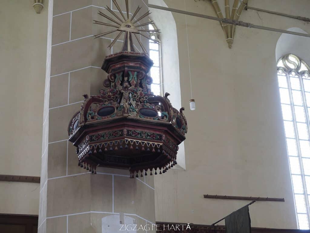 Biserica evanghelică fortificată din Biertan (1490-1524) - Blog de calatorii - ZIGZAG PE HARTĂ - ADL50012