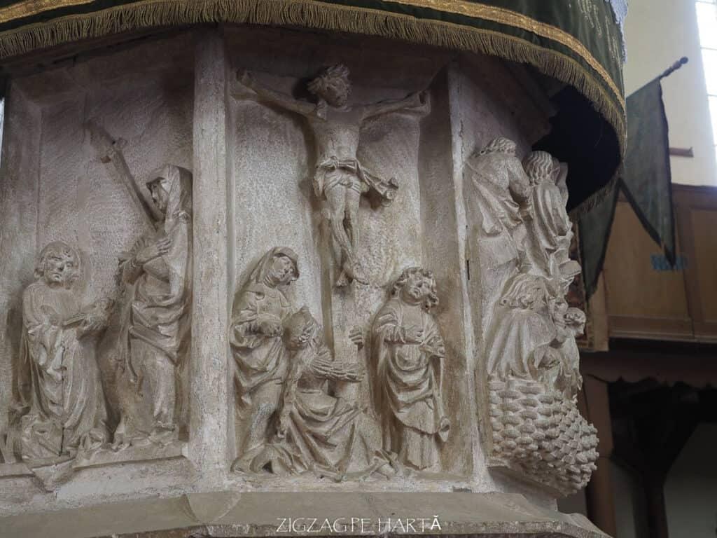 Biserica evanghelică fortificată din Biertan (1490-1524) - Blog de calatorii - ZIGZAG PE HARTĂ - ADL50017
