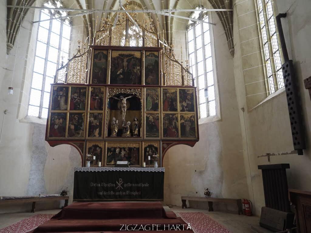 Biserica evanghelică fortificată din Biertan (1490-1524) - Blog de calatorii - ZIGZAG PE HARTĂ - ADL50026