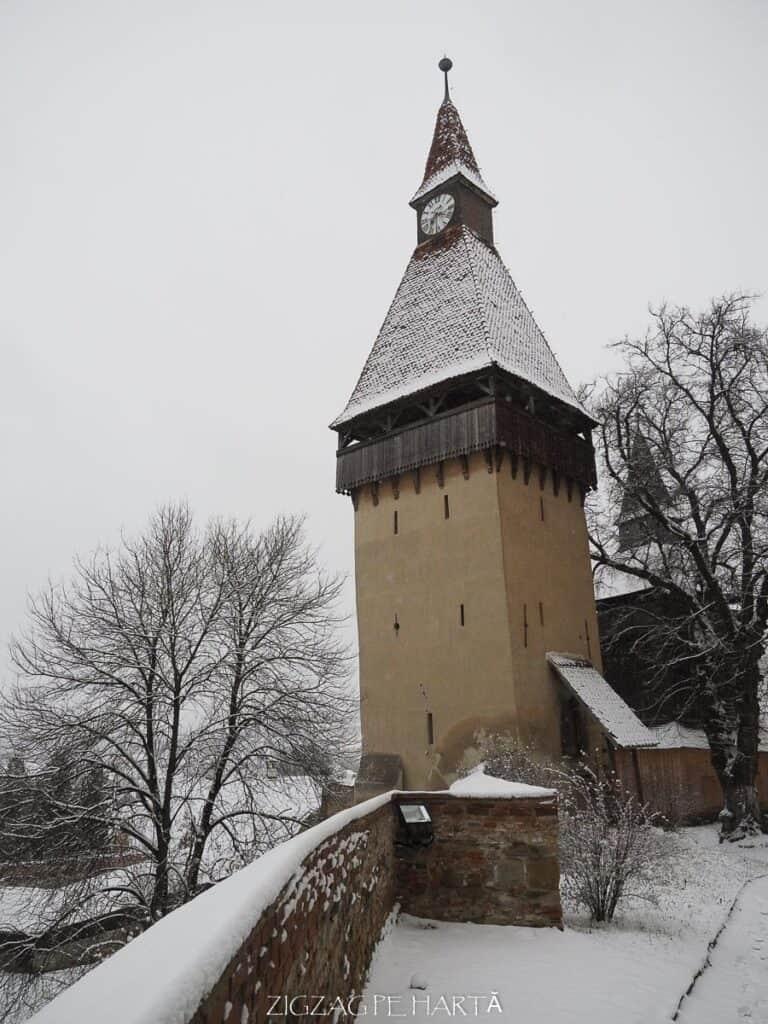 Biserica evanghelică fortificată din Biertan (1490-1524) - Blog de calatorii - ZIGZAG PE HARTĂ - ADL50114