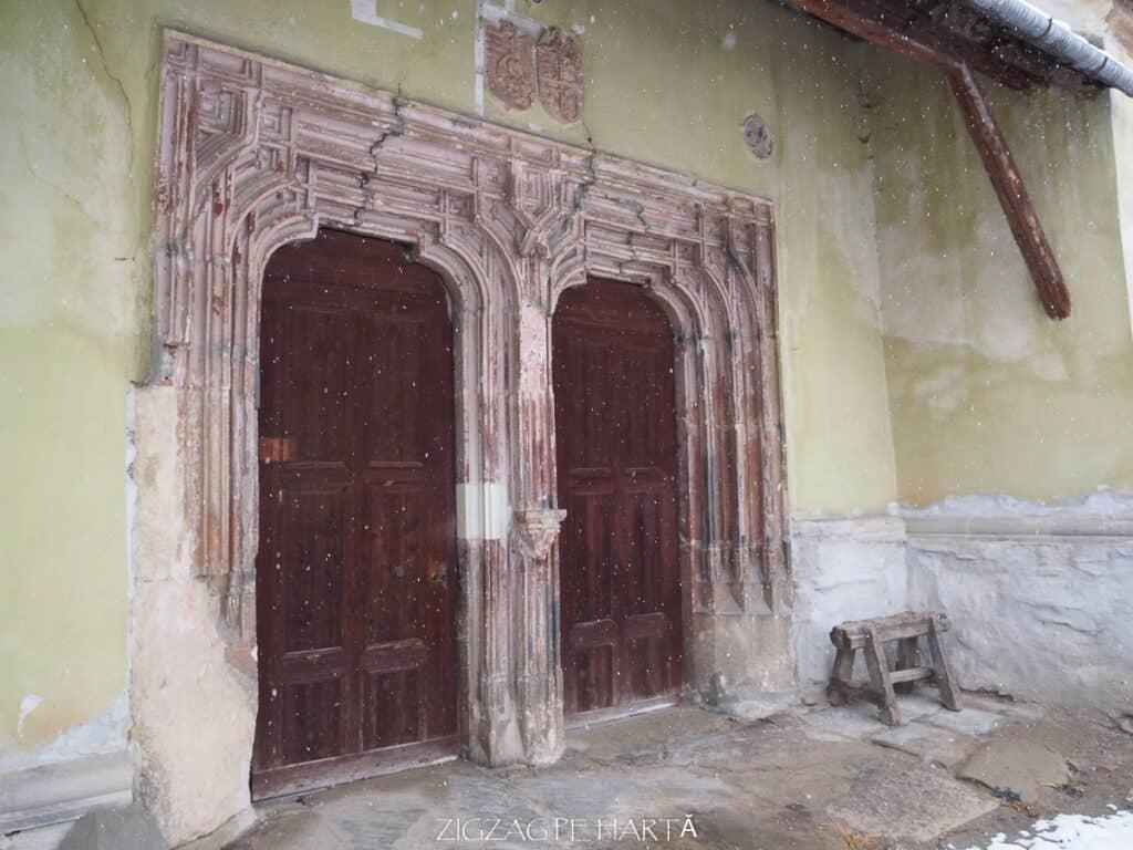 Biserica evanghelică fortificată din Biertan (1490-1524) - Blog de calatorii - ZIGZAG PE HARTĂ - ADL50117
