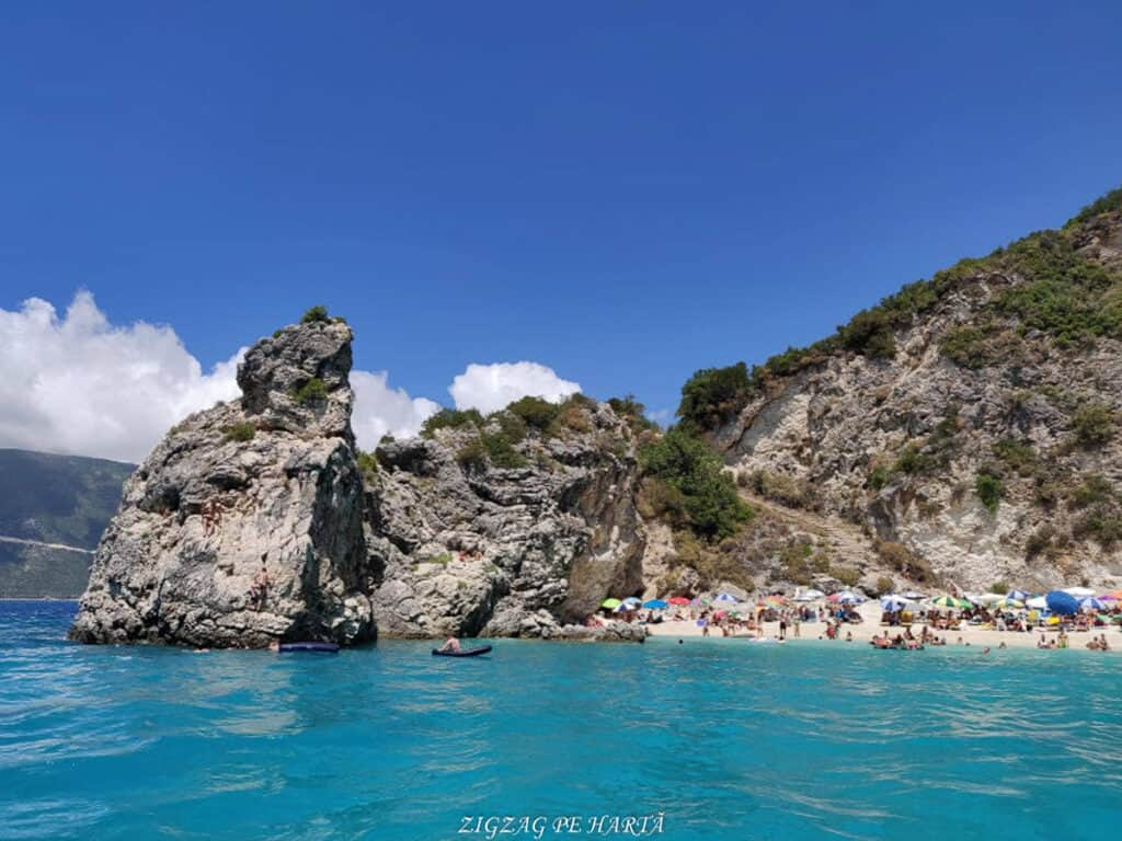 Lefkada și plajele ei minunate - Blog de calatorii - ZIGZAG PE HARTĂ - IMG 20190730 WA0064