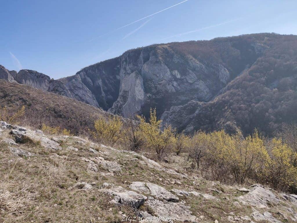 Circuitul Crestelor Cheilor Turzii - Blog de calatorii - ZIGZAG PE HARTĂ - IMG 20190323 142844