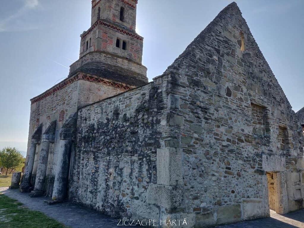 """Biserica """"Sfântul Nicolae"""" din Densuș - Blog de calatorii - ZIGZAG PE HARTĂ - IMG 20190915 101056"""