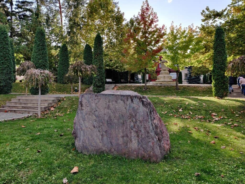 Complexul monastic Curchi din Orhei, Republica Moldova - Blog de calatorii - ZIGZAG PE HARTĂ - IMG 20191011 164052