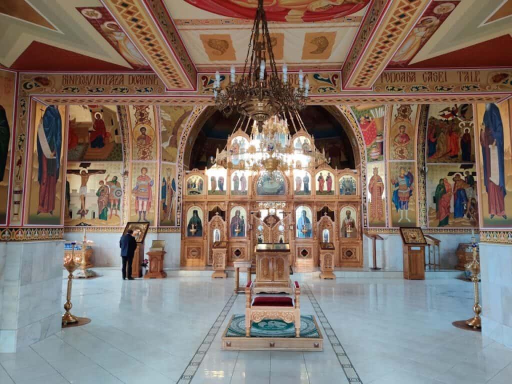 Complexul monastic Curchi din Orhei, Republica Moldova - Blog de calatorii - ZIGZAG PE HARTĂ - IMG 20191011 171748