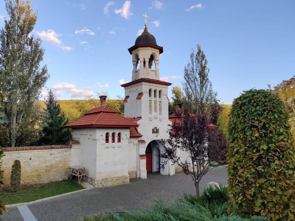 Complexul monastic Curchi din Orhei, Republica Moldova - Blog de calatorii - ZIGZAG PE HARTĂ - IMG 20191011 173016