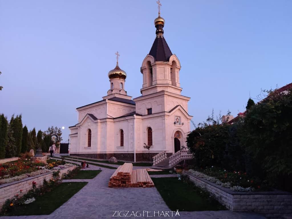 Orheiul Vechi, Mănăstirea rupestră Peștera, Mănăstirea Sfânta Maria din Republica Moldova - Blog de calatorii - ZIGZAG PE HARTĂ - IMG 20191011 183856