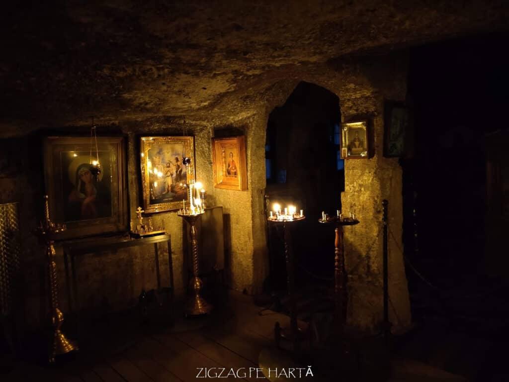 Orheiul Vechi, Mănăstirea rupestră Peștera, Mănăstirea Sfânta Maria din Republica Moldova - Blog de calatorii - ZIGZAG PE HARTĂ - IMG 20191011 185601