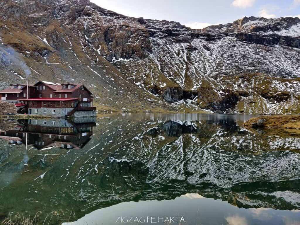 Lacul Bâlea - Blog de calatorii - ZIGZAG PE HARTĂ - IMG 20191019 095525