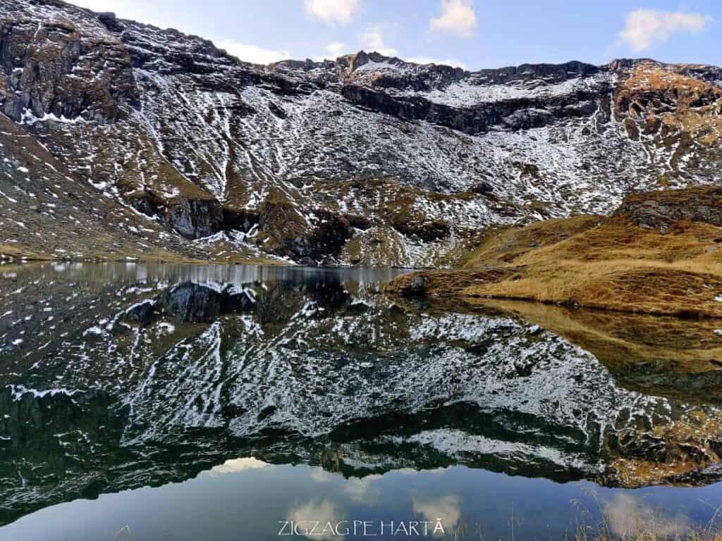 Lacul Bâlea - Blog de calatorii - ZIGZAG PE HARTĂ - IMG 20191019 095543