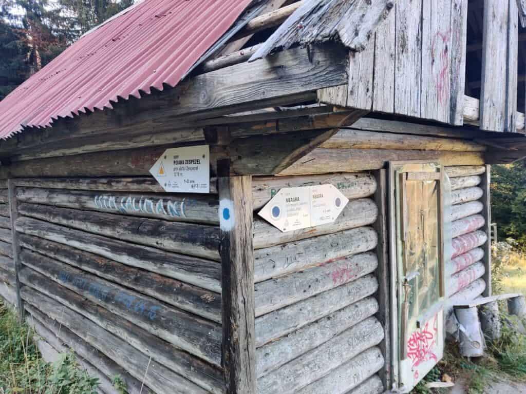 Vârful Zespezel 1278 m - Blog de calatorii - ZIGZAG PE HARTĂ - IMG 20191026 114756