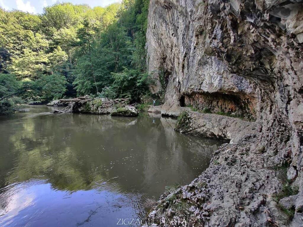 Cheile Nerei și Lacul Dracului - Blog de calatorii - ZIGZAG PE HARTĂ - IMG 20200728 154025