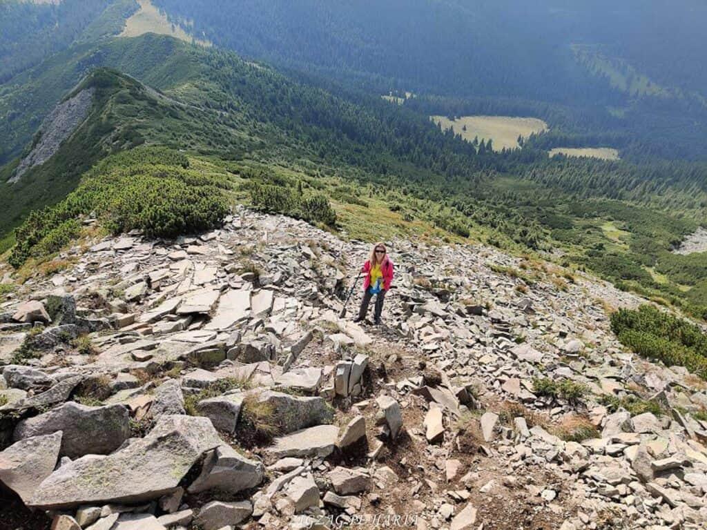 Vârful Pietrosul Călimanilor (2102m) și Vârful Negoiu Unguresc (2081m) - Blog de calatorii - ZIGZAG PE HARTĂ - IMG 20200815 100457