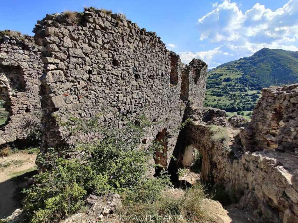 Cetatea Trascăului sau Cetatea Colțești - Blog de calatorii - ZIGZAG PE HARTĂ - IMG 20200904 154420