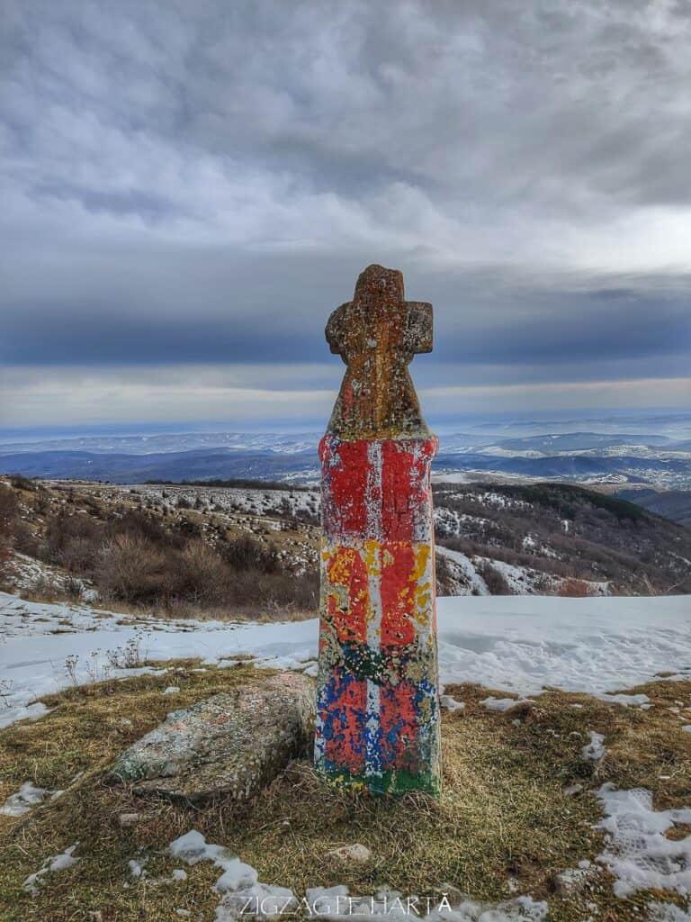 Piatra Secuiului 1128m - Blog de calatorii - ZIGZAG PE HARTĂ - IMG 20210123 114039 01