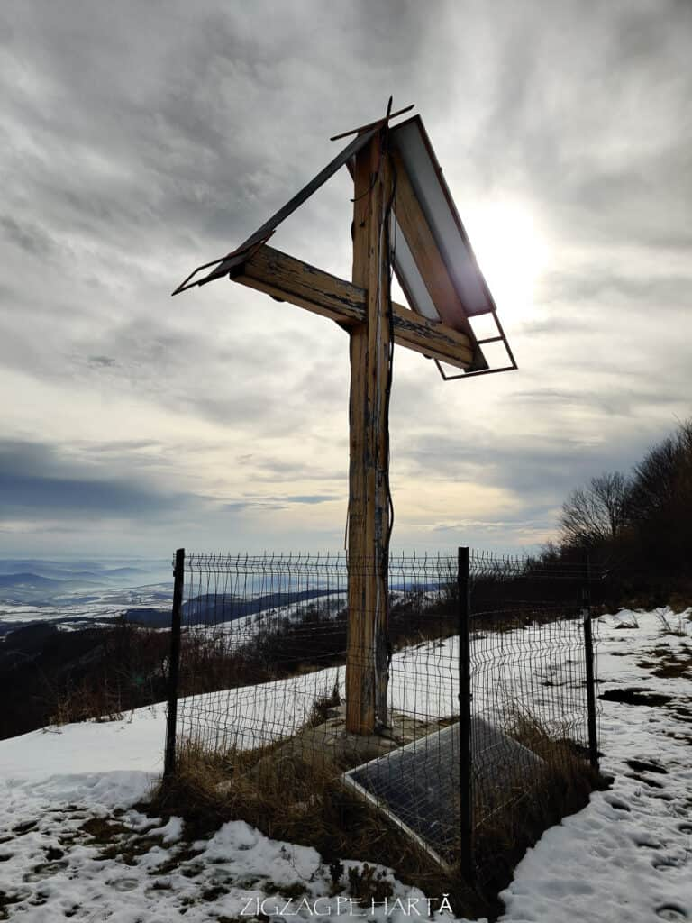 Piatra Secuiului 1128m - Blog de calatorii - ZIGZAG PE HARTĂ - IMG 20210123 114043