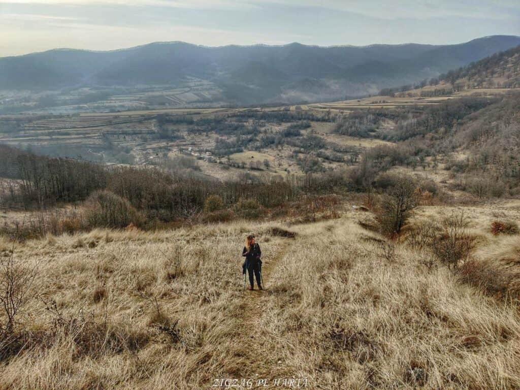 Circuitul versantului stâng din Cheile Vălișoarei și Vârful Data (884 m) - Blog de calatorii - ZIGZAG PE HARTĂ - IMG 20210227 104421 01 1