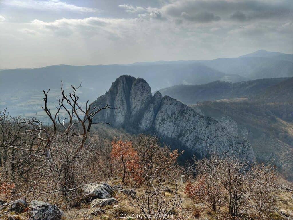 Circuitul versantului stâng din Cheile Vălișoarei și Vârful Data (884 m) - Blog de calatorii - ZIGZAG PE HARTĂ - IMG 20210227 113818 01