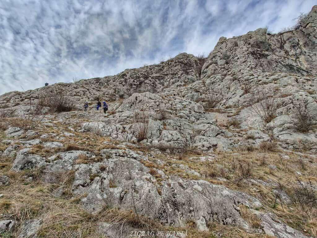 Circuitul versantului stâng din Cheile Vălișoarei și Vârful Data (884 m) - Blog de calatorii - ZIGZAG PE HARTĂ - IMG 20210227 142044 01