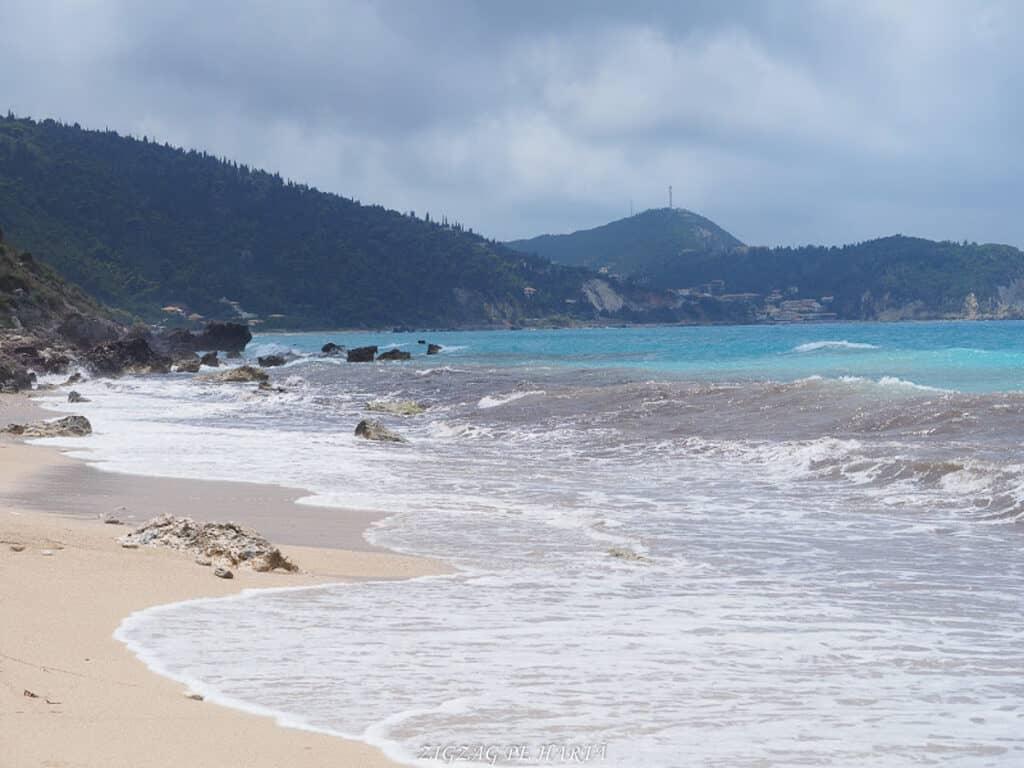 Lefkada și plajele ei minunate - Blog de calatorii - ZIGZAG PE HARTĂ - OI000086